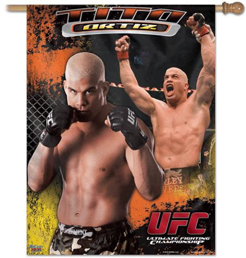 UFC Tito Ortiz Banner