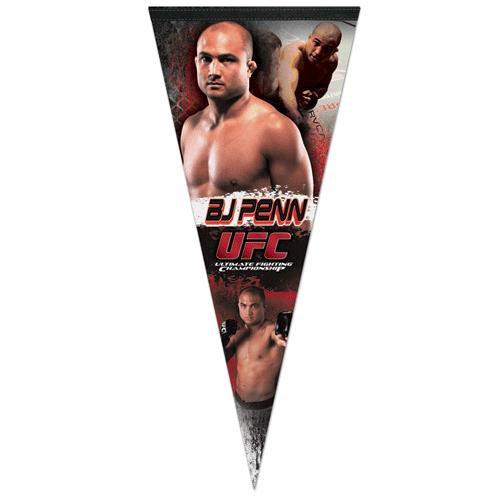 UFC B.J. Penn Pennant