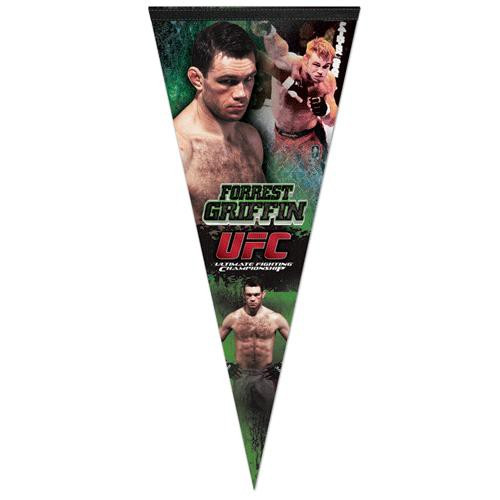 UFC Forrest Griffin Pennant