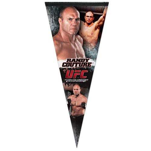 UFC Randy Couture Pennant