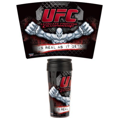 UFC Ultimate Fighter Travel Mug