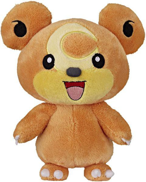 Pokemon Teddiursa 6-Inch Plush