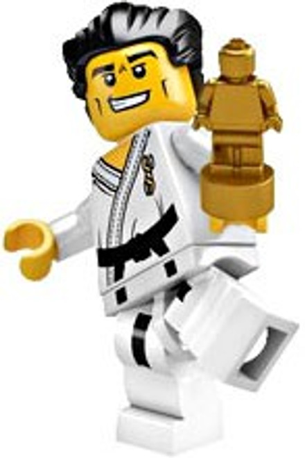 LEGO Minifigures Series 2 Karate Kid Minifigure [Loose]