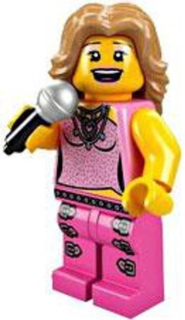 LEGO Minifigures Series 2 Pop Starlet Minifigure [Loose]