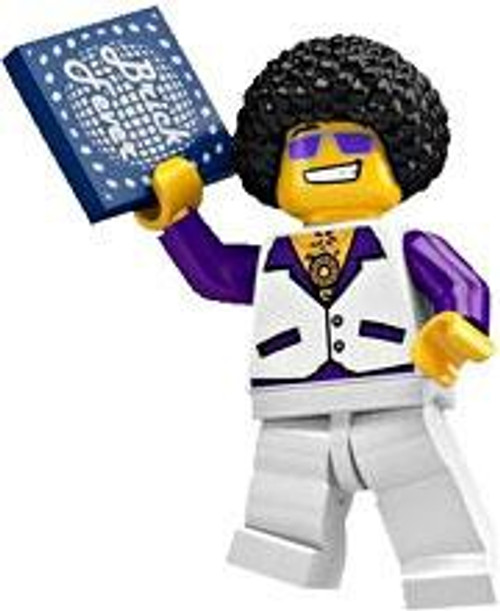 LEGO Minifigures Series 2 Disco Dude Minifigure [Loose]