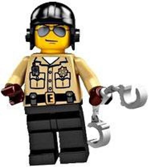 LEGO Minifigures Series 2 Traffic Cop Minifigure [Loose]