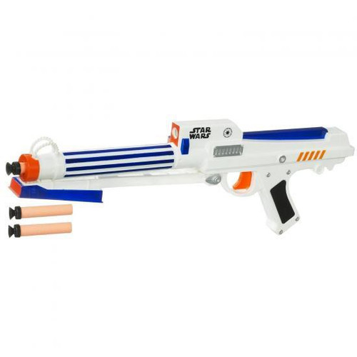 Star Wars The Clone Wars Clone Trooper Blaster Roleplay Toy [White]
