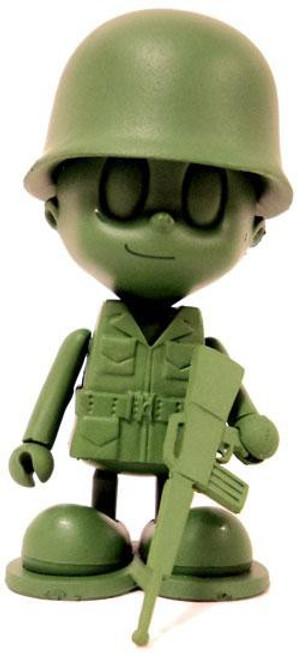 Toy Story Cosbaby Green Army Man PVC Figure