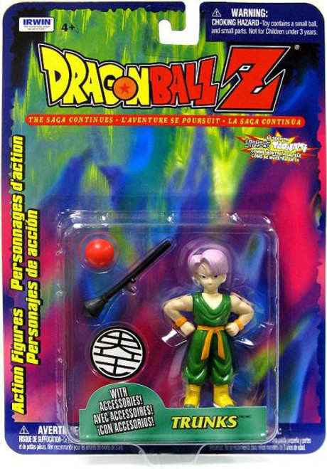 Dragon Ball Z Series 10 Young Trunks Action Figure [With Accessories]