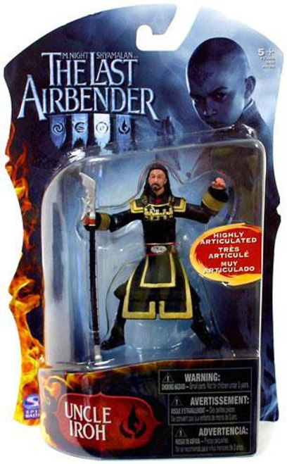 Avatar the Last Airbender Uncle Iroh Action Figure