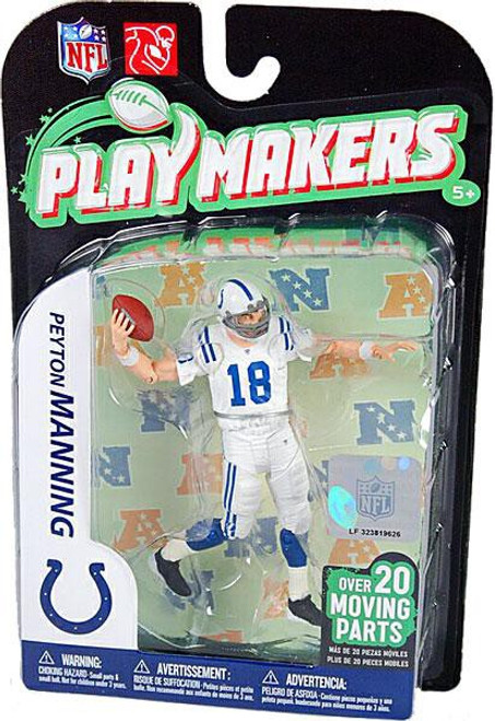McFarlane Toys NFL Indianapolis Colts Playmakers Series 2 Peyton Manning Action Figure