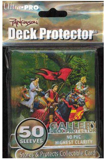 Ultra Pro Artist Gallery Parkinson - Horsemen Standard Card Sleeves [60 pack]