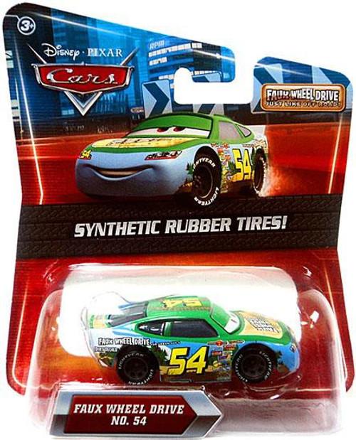 Disney / Pixar Cars Synthetic Rubber Tires Faux Wheel Drive Exclusive Diecast Car