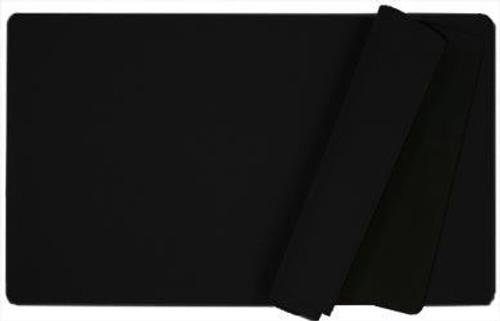 Card Supplies Black 12-Inch x 24-Inch Play Mat
