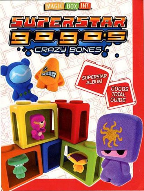 Crazy Bones Gogo's Series 6 Superstar Game Guide