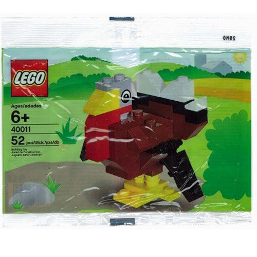 LEGO Exclusives Turkey Exclusive Mini Set #40011 [Bagged]