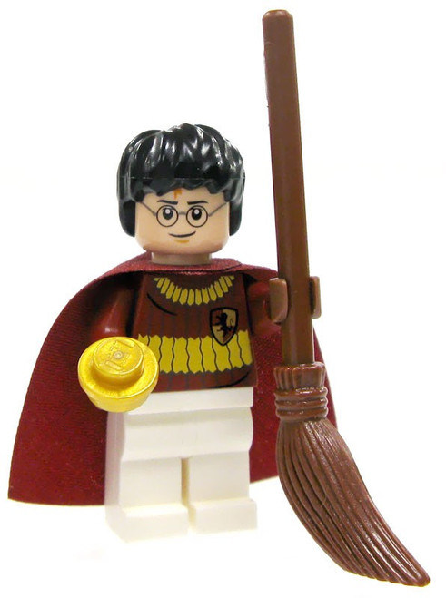 LEGO Harry Potter Minifigure #1 [Quidditch Gear Loose]