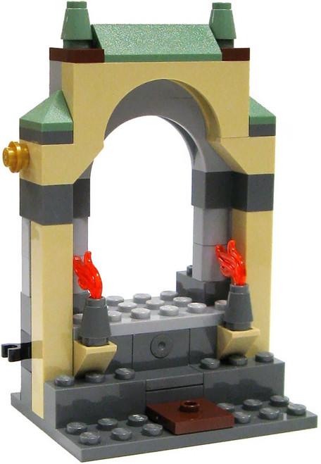 LEGO Harry Potter Terrain Sets Hogwarts Doorway #3 [Loose]