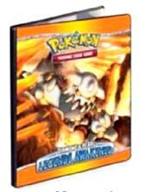 Ultra Pro Pokemon Trading Card Game Legends Awakened 4-Pocket Binder