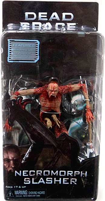 NECA Dead Space 2 Necromorph Slasher Action Figure