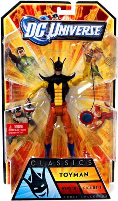 DC Universe Classics Wave 15 Toyman Action Figure #3