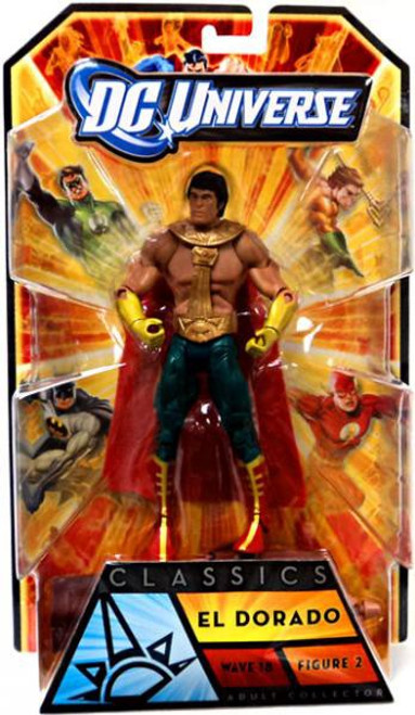 DC Universe Classics Wave 18 El Dorado Action Figure #2