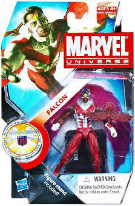 Marvel Universe Series 14 Falcon Action Figure #13