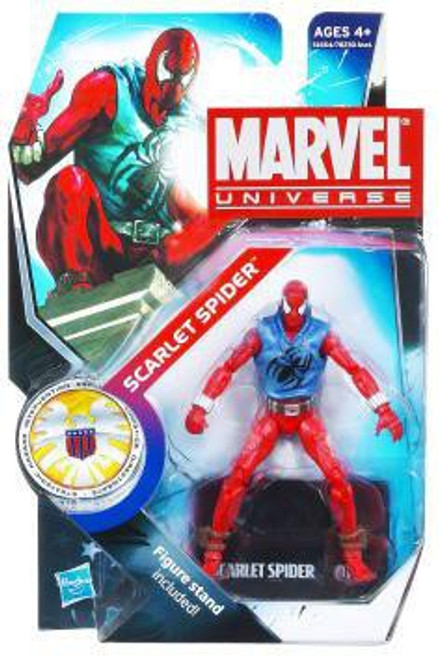 Marvel Universe Series 14 Scarlet Spider Action Figure #14 [Random Packaging]