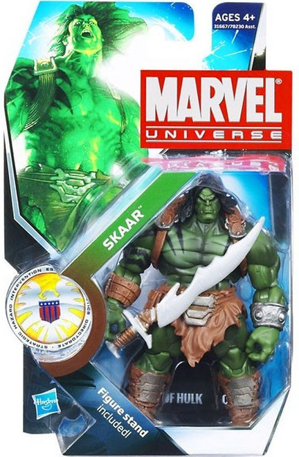 Marvel Universe Series 14 Skaar Action Figure #16