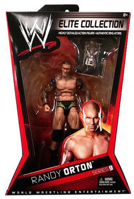 WWE Wrestling Elite Collection Series 9 Randy Orton Action Figure