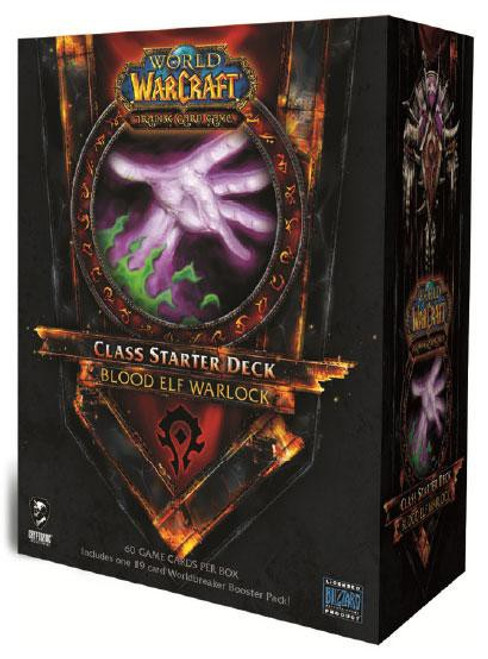 World of Warcraft Trading Card Game Summer 2011 Orc Warrior Class Starter Deck [Horde]