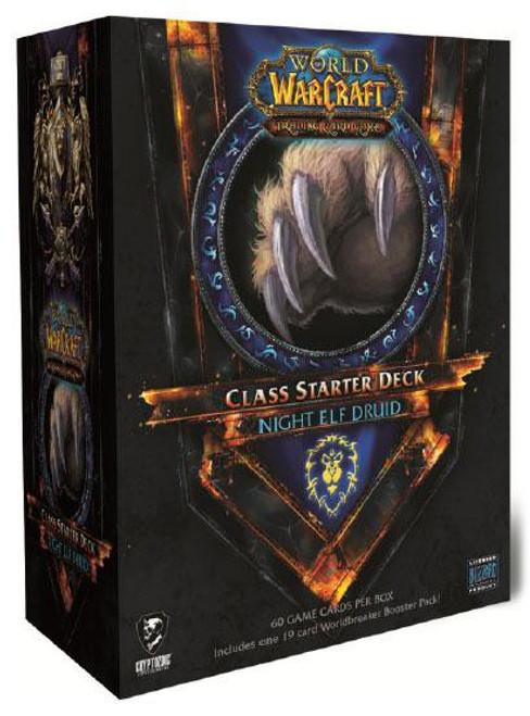 World of Warcraft Trading Card Game Summer 2011 Draenei Priest Class Starter Deck [Alliance]