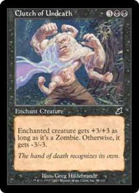 MtG Scourge Common Clutch of Undeath #61
