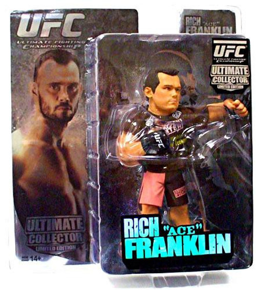 UFC Ultimate Collector Series 3 Rich Franklin Action Figure #1 [Limited Edition, #1 of 500]
