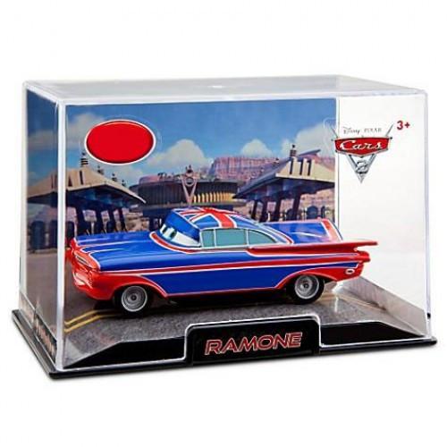 Disney / Pixar Cars Cars 2 1:43 Collectors Case Ramone Exclusive Diecast Car [British]
