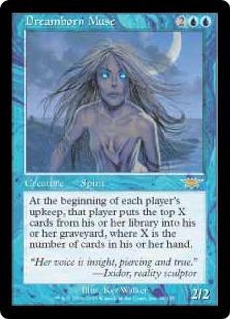 MtG Legions Rare Dreamborn Muse #36