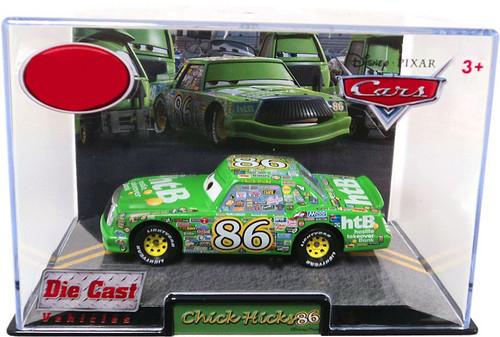 Disney / Pixar Cars Chick Hicks Exclusive Diecast Car #86