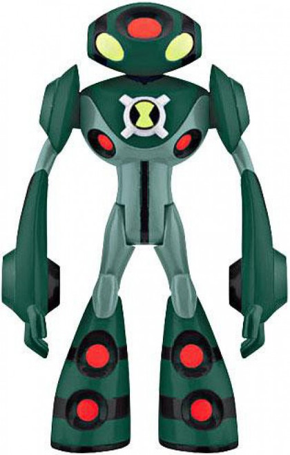 Ben 10 Ultimate Alien Echo Echo Action Figure [Ultimate, Haywire]