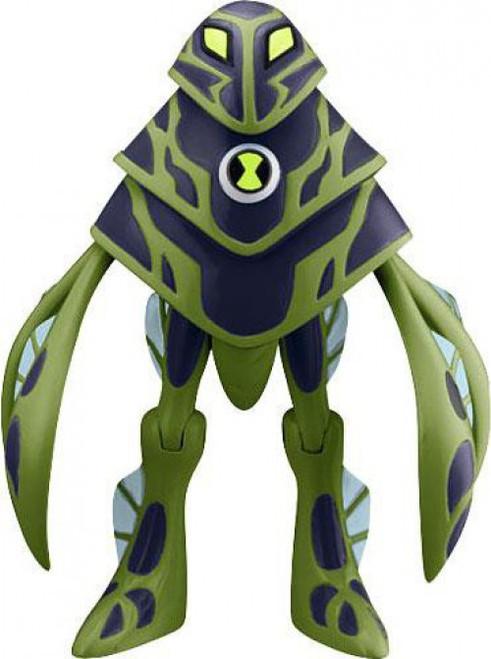 Ben 10 Ultimate Alien Ampfibian Action Figure [Haywire]