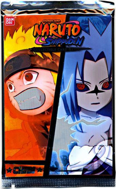 Naruto Shippuden Card Game Chibi Tournament Series 3 Booster Pack