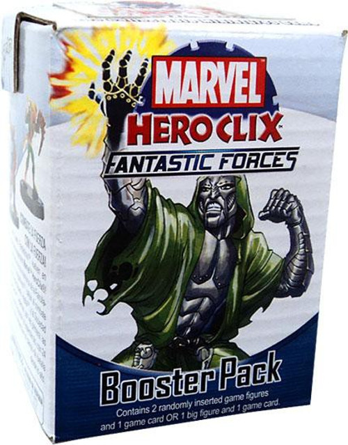 Marvel HeroClix Fantastic Forces Booster Pack [Mini]