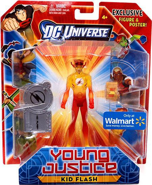DC Universe Young Justice Kid Flash Exclusive Action Figure