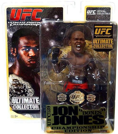 UFC Ultimate Collector Series 8 Jon Jones Action Figure [Championship Edition]