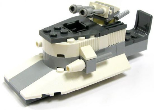 LEGO Star Wars The Empire Strikes Back Loose Mini Vehicles Rebel Assault Speeder Loose Vehicle [Loose]