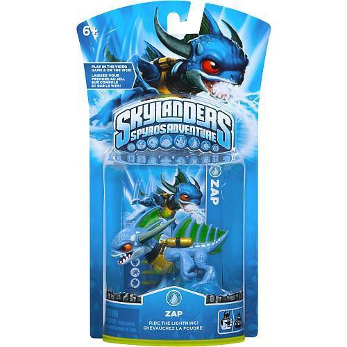 Skylanders Spyro's Adventure Zap Figure Pack
