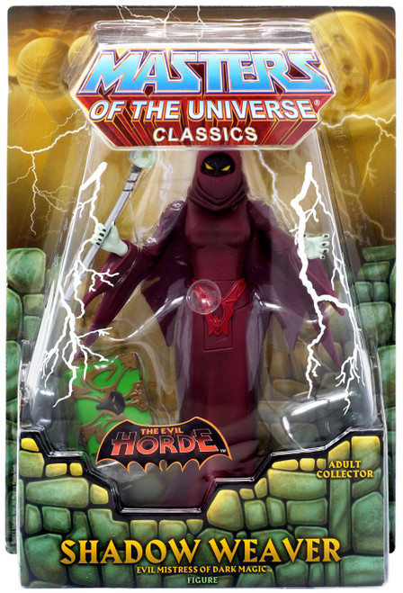Masters of the Universe Classics The Evil Horde Shadow Weaver Exclusive Action Figure