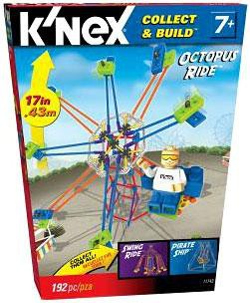 K'Nex Collect & Build Octopus Ride Set #11743