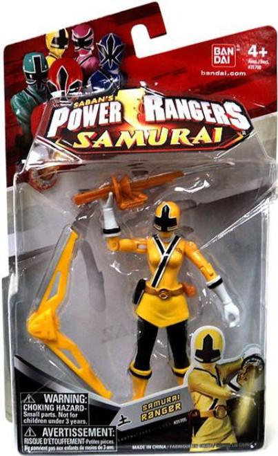 Power Rangers Samurai Ranger Earth Action Figure