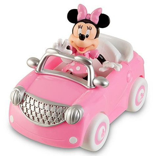 Fisher Price Disney Mickey Mouse Clubhouse Minnie's Car Exclusive