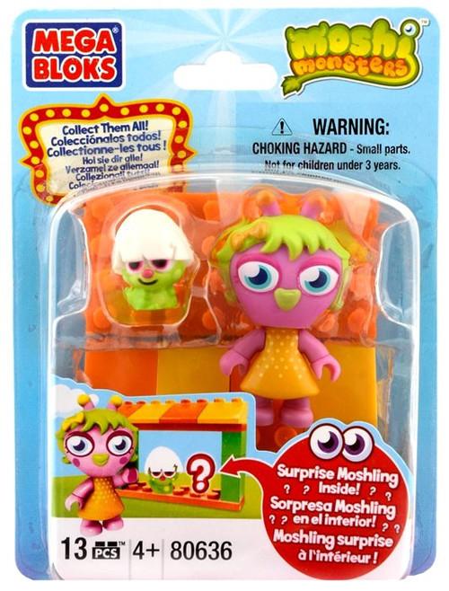Mega Bloks Moshi Monsters Moshling Zoo and Horrods Shop Set #80636